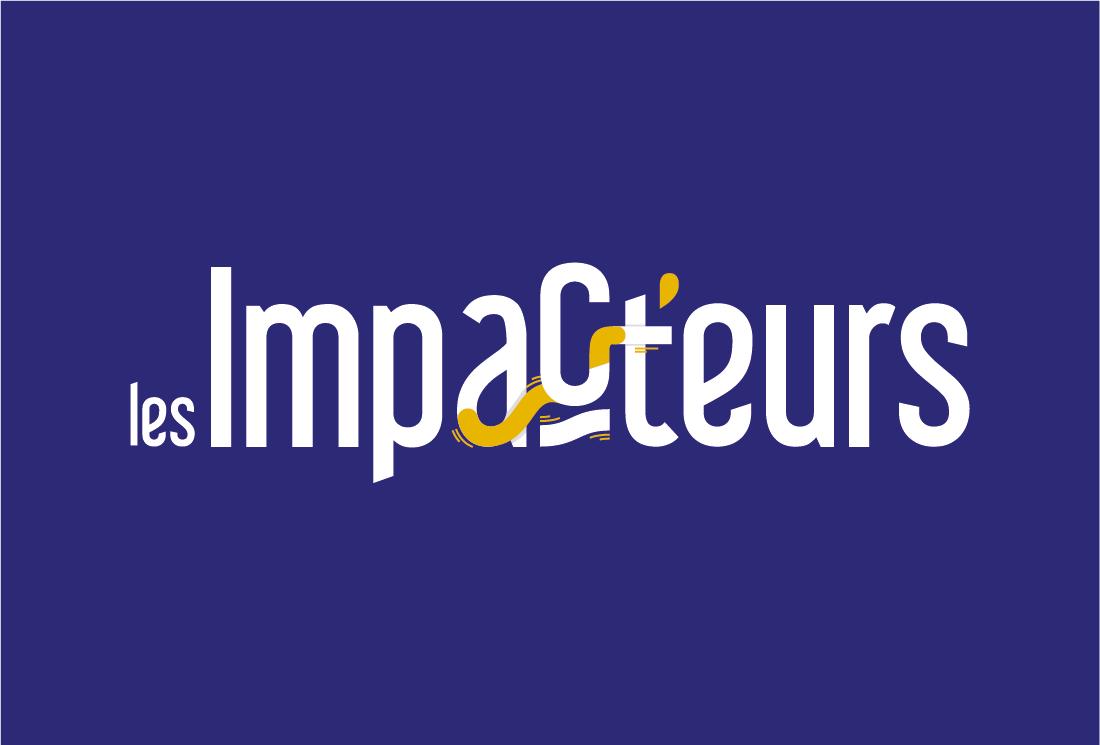 Logo - Les Impacteurs_Blanc